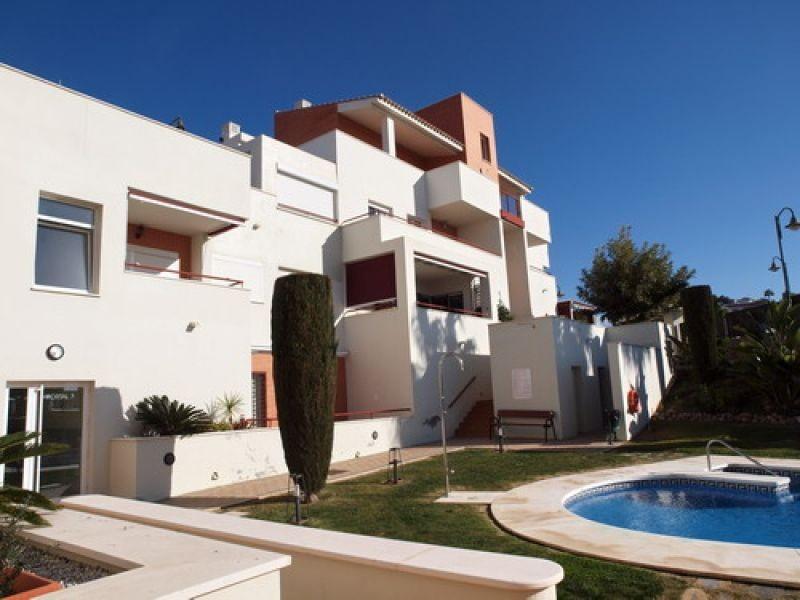 Lägenhet - mägler i Caleta de Vélez