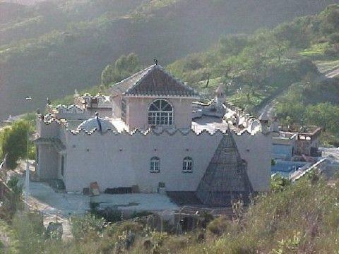Villa til salg i Iznate