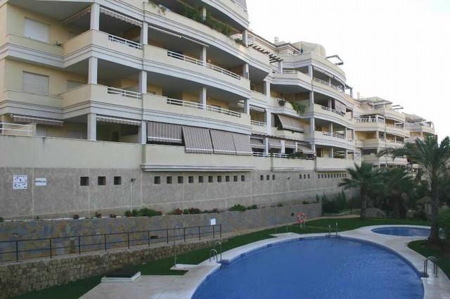 Lejlighed - ejendomsmægler i Torrequebrada