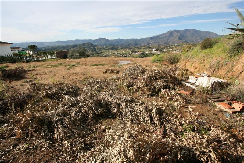 Plot for sale in Mijas