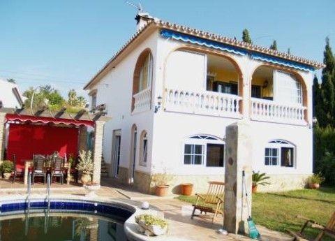 Villa - ejendomsmægler i Caleta de Vélez