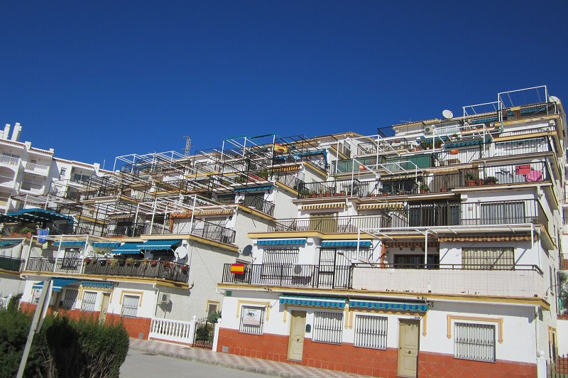 Apartment - real estate in Benajarafe