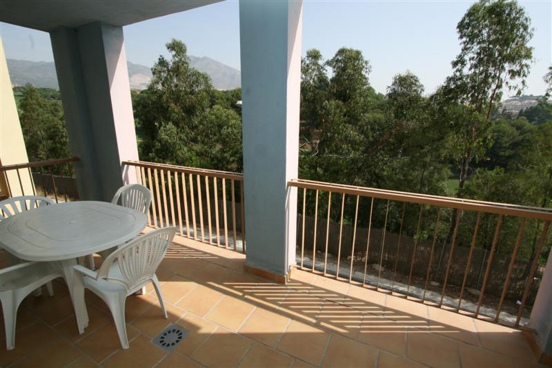 Apartment - real estate in Benalmadena Costa