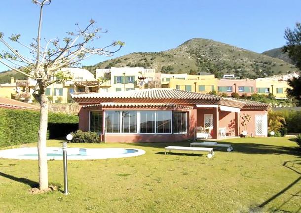 Villa til salg i Benalmadena Pueblo