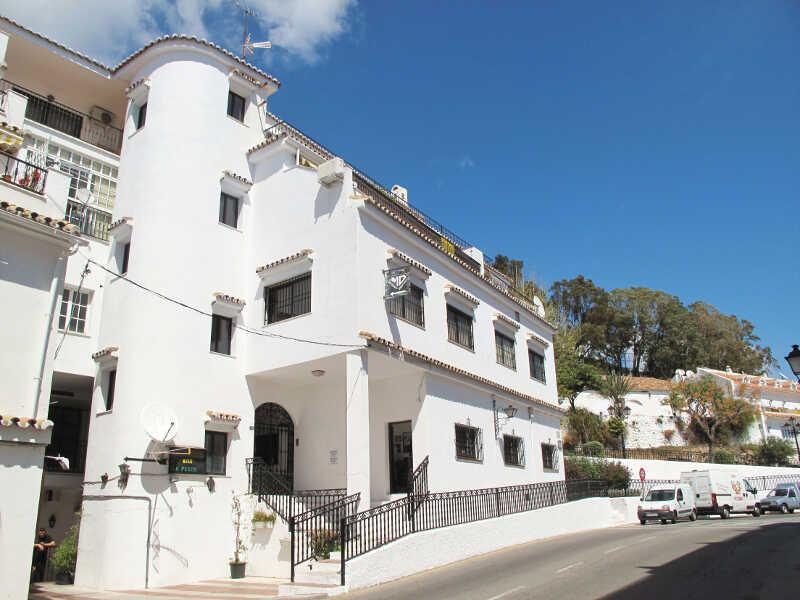 Lejlighed - ejendomsmægler i Mijas