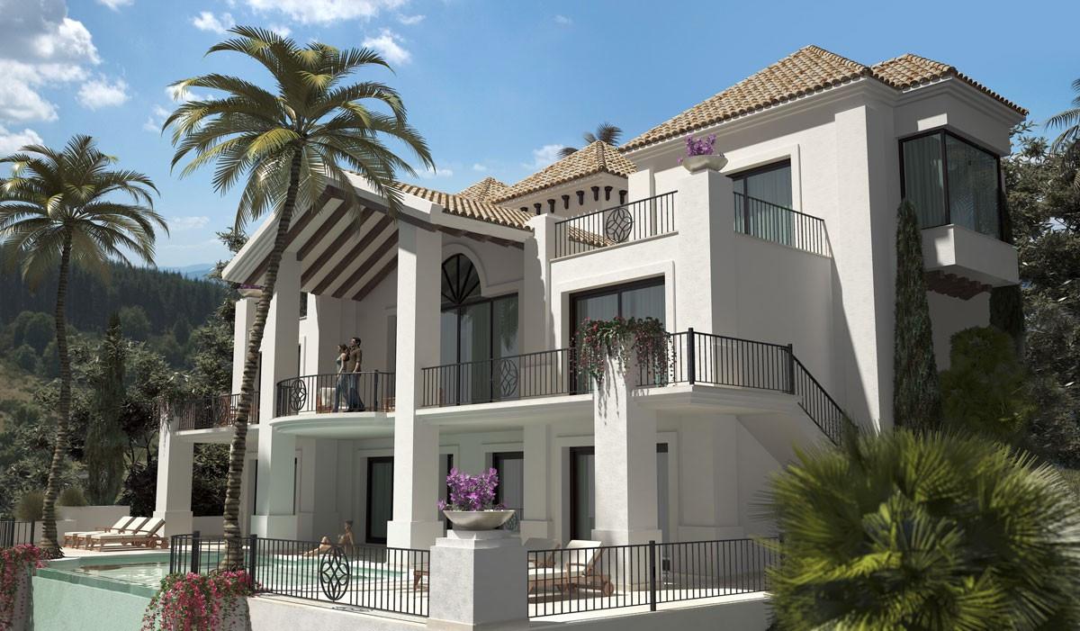 Luxury villa for sale in Los Monteros