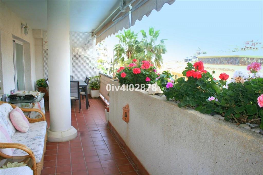 Apartment for sale in Torrequebrada