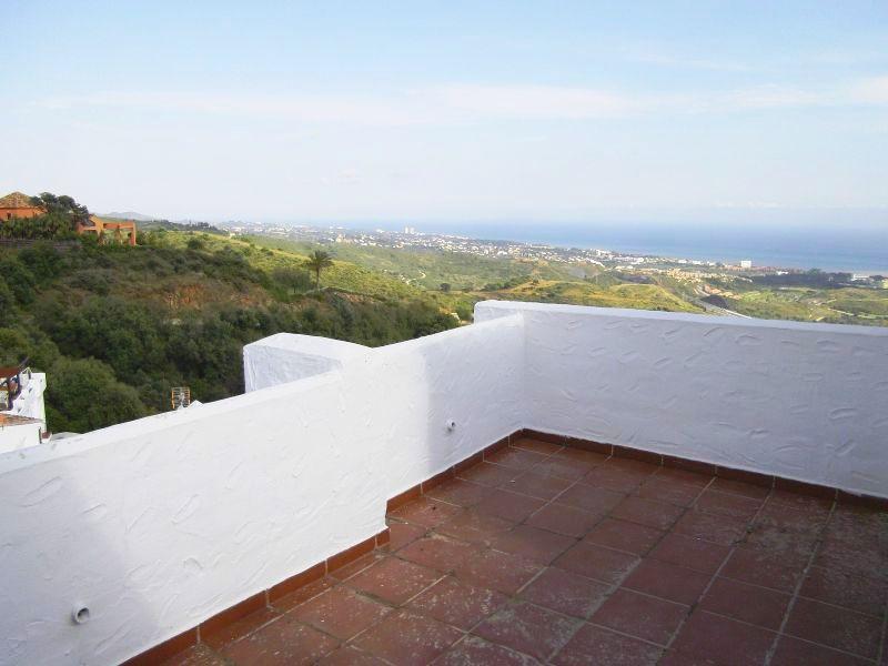 Rækkehus - ejendomsmægler i Los Monteros