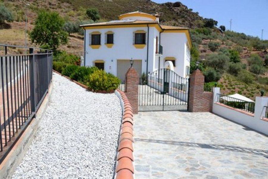Villa til salg i Comares