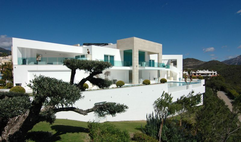 Villa - ejendomsmægler i La Quinta