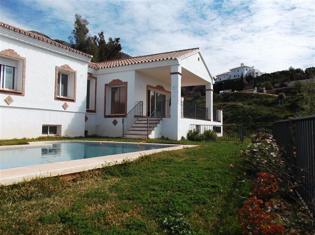 Villa - ejendomsmægler i Mijas