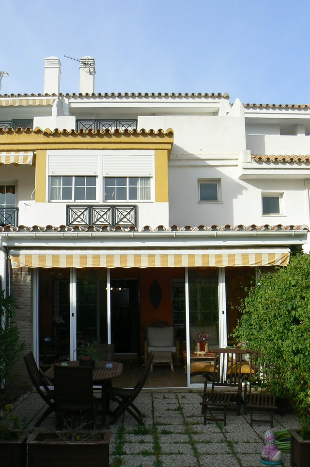 Townhouse - real estate in Benalmadena Costa