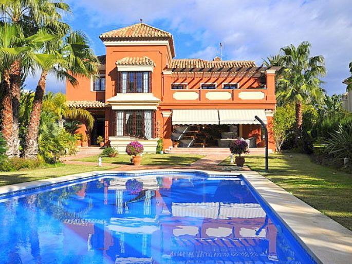 Villa - inmobiliaria en El Rosario