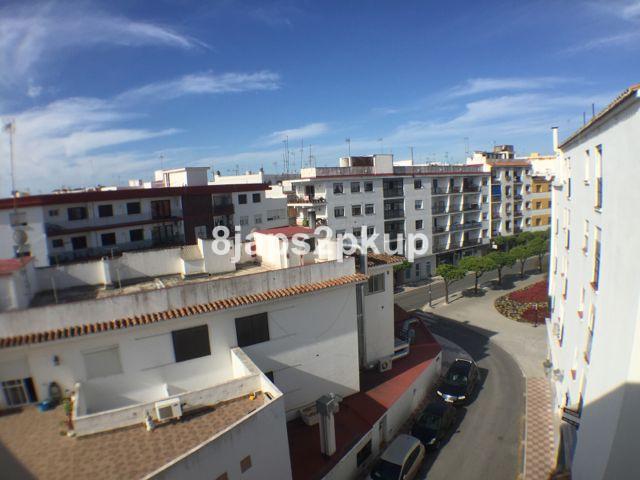 Top Floor Apartment, Estepona, Costa del Sol. Bargain property in the midlle of town....Orquidiario ,Spain