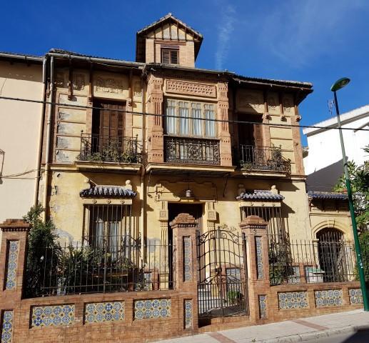 Townhouse - Malaga Centro