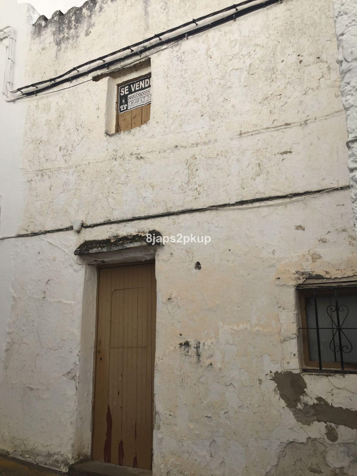 1 Bedroom Terraced Townhouse For Sale Casares Pueblo
