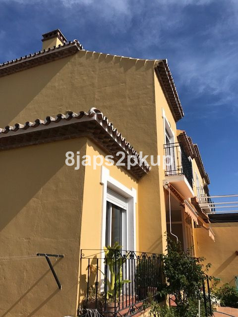 Excellent Semi detached house in Estepona center. Los Almendros, very popular urbanisation near all ,Spain