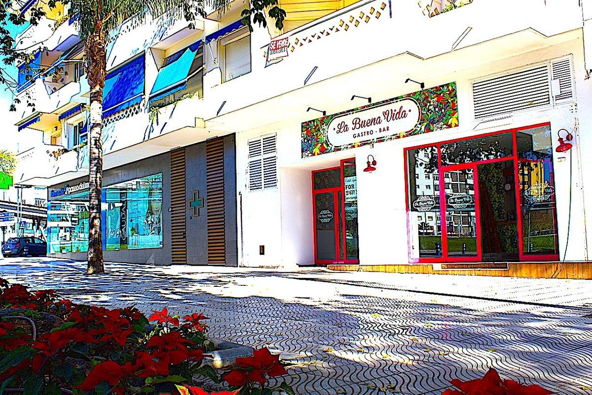 Commerce Café à San Pedro de Alcántara, Costa del Sol