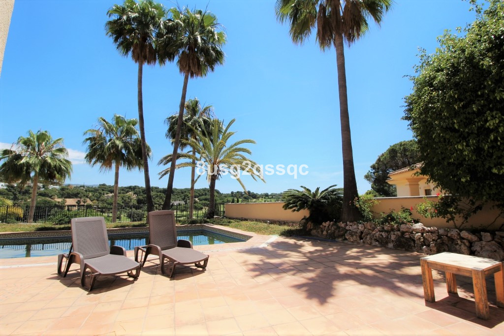 Villa Individuelle à Marbella R3162574