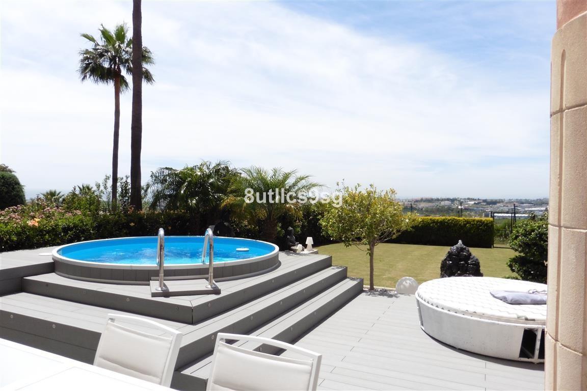 Apartament na parterze w Nueva Andalucía R2173886