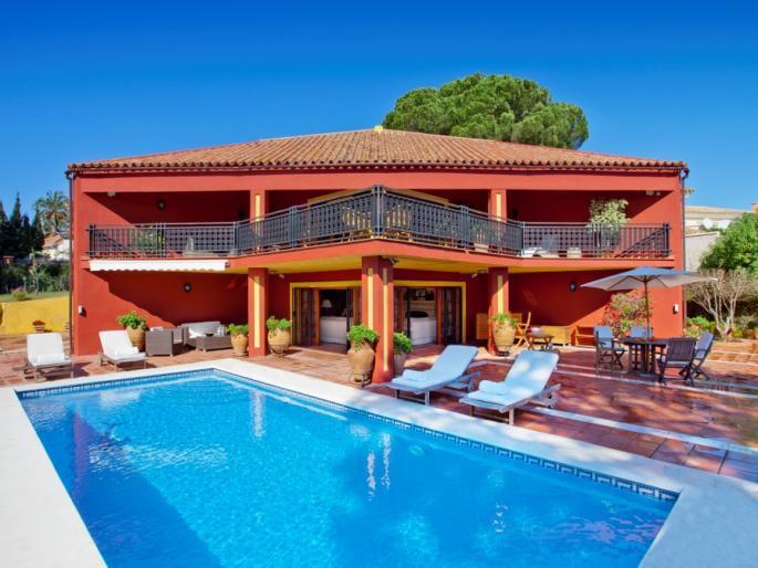 Villa for Long Term Rent<br>Los Monteros