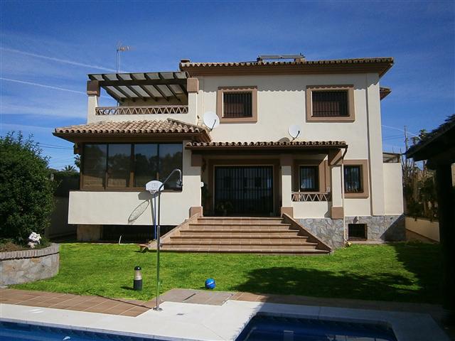 Villa in San Pedro de Alcantara