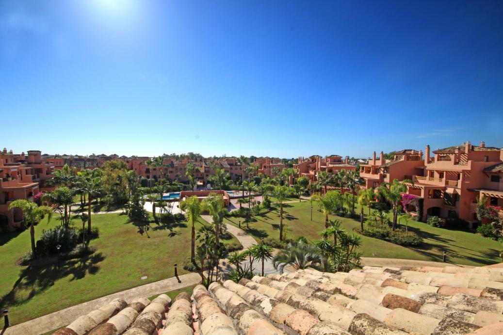 Penthouse in Hacienda del Sol