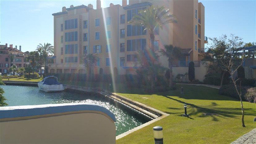 Apartment in Sotogrande Marina