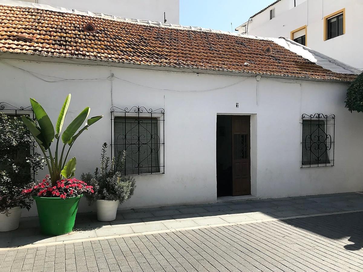 Plot in San Pedro de Alcantara
