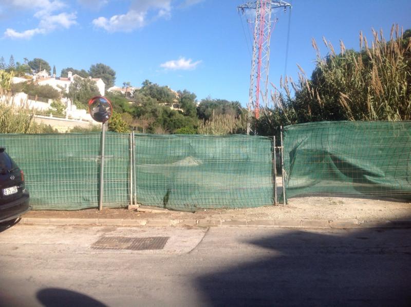 Plot in El Rosario