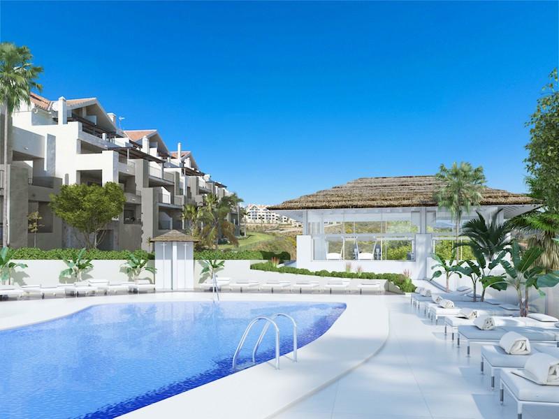 Penthouse in Mijas Costa