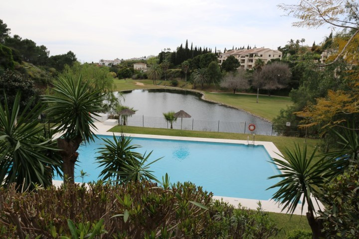 Apartment in Nueva Andalucia