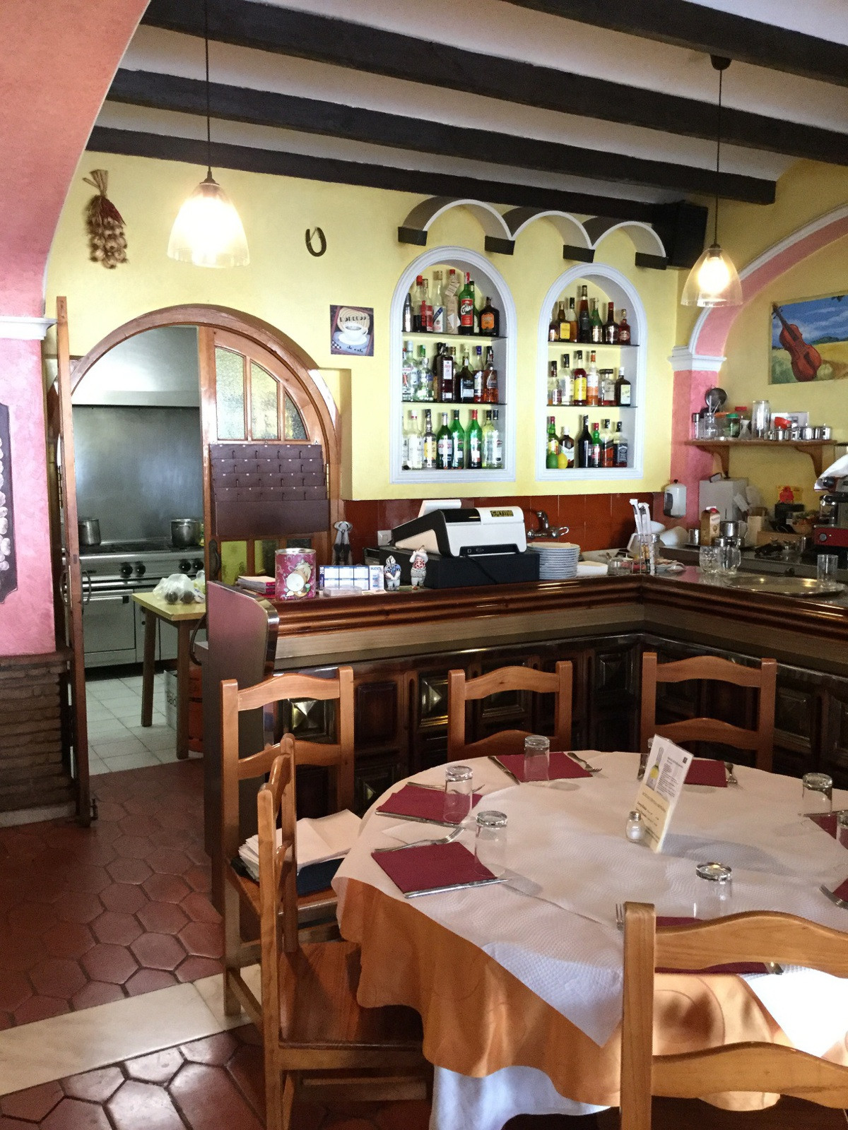 Restaurant - Torremolinos