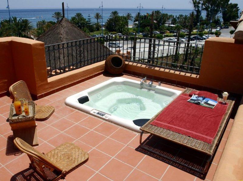 Penthouse for sale in San Pedro de Alcantara - San Pedro de Alcantara Penthouse - TMRO-R448893