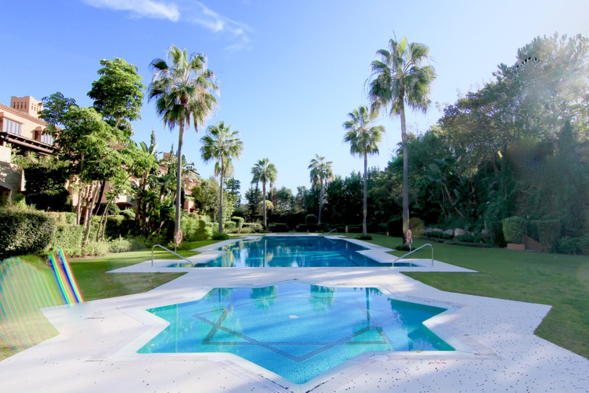 Luxury beachside gated complex. Beachside property, west facing, 3 bedroom, 2 large bedrooms ,1 en s,Spain