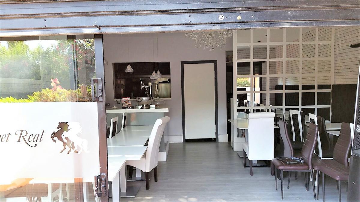 Restaurant for sale in Nueva Andalucia - Nueva Andalucia Restaurant - TMRO-R3171343
