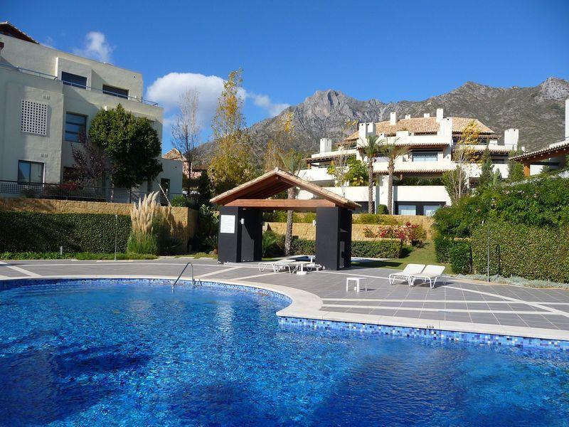 3-bed-Ground Floor Apartment for Sale in Sierra Blanca