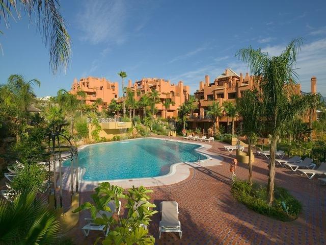 Ground Floor Apartment for sale in Marbella - Puerto Banus - Marbella - Puerto Banus Ground Floor Apartment - TMRO-R881906