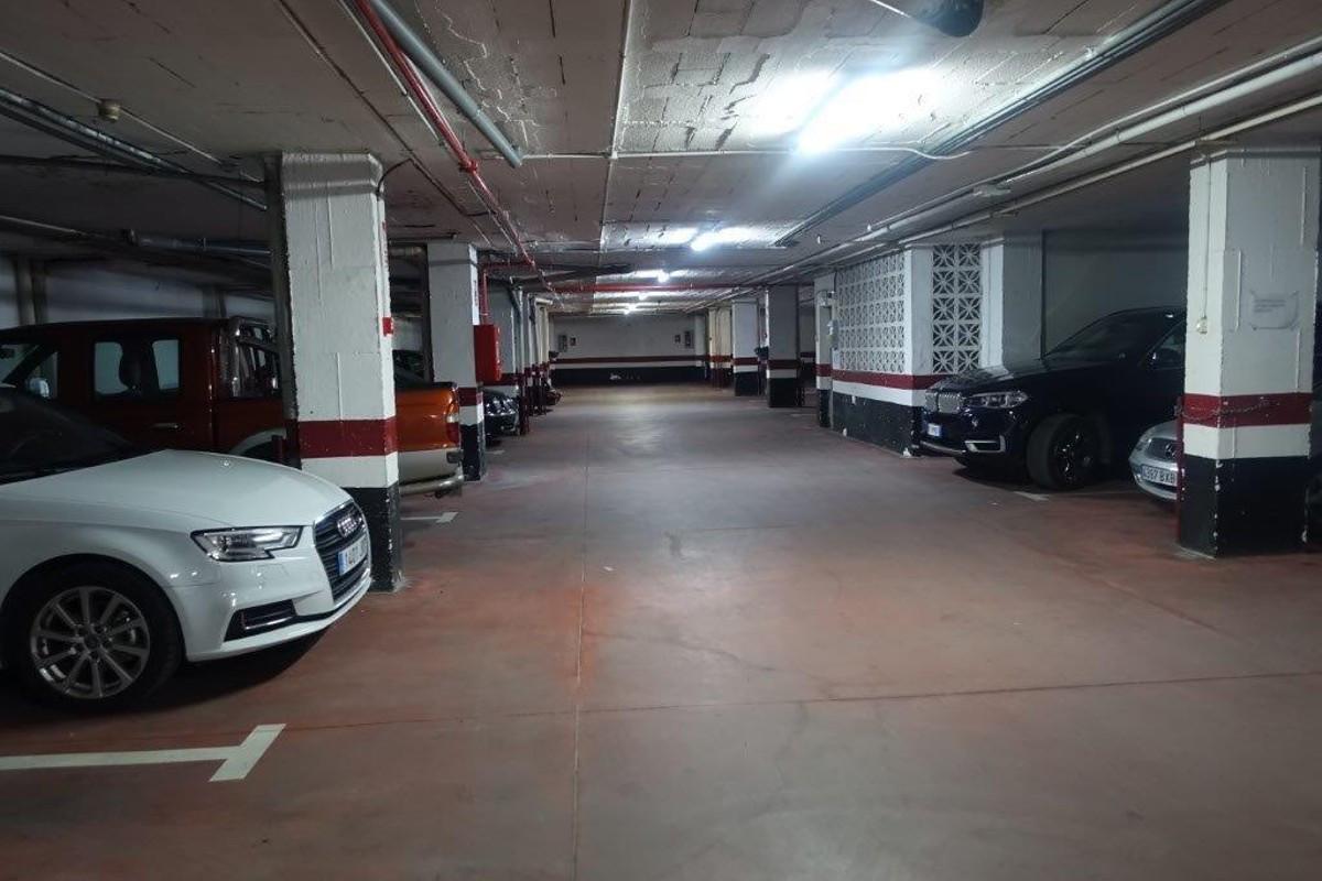 Parking for sale in Marbella - Puerto Banus