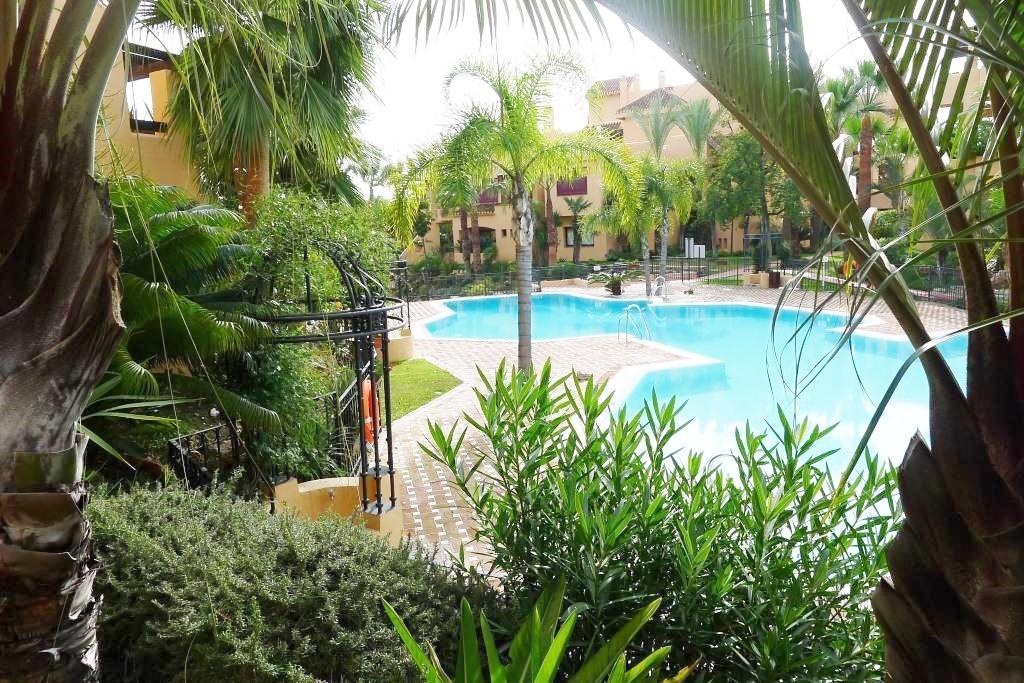 Ground Floor Apartment for sale in San Pedro de Alcantara - San Pedro de Alcantara Ground Floor Apartment - TMRO-R3161188
