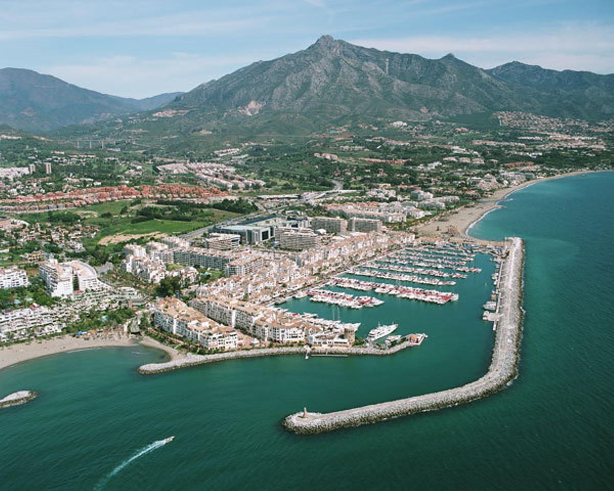 Puerto Banús  Spain
