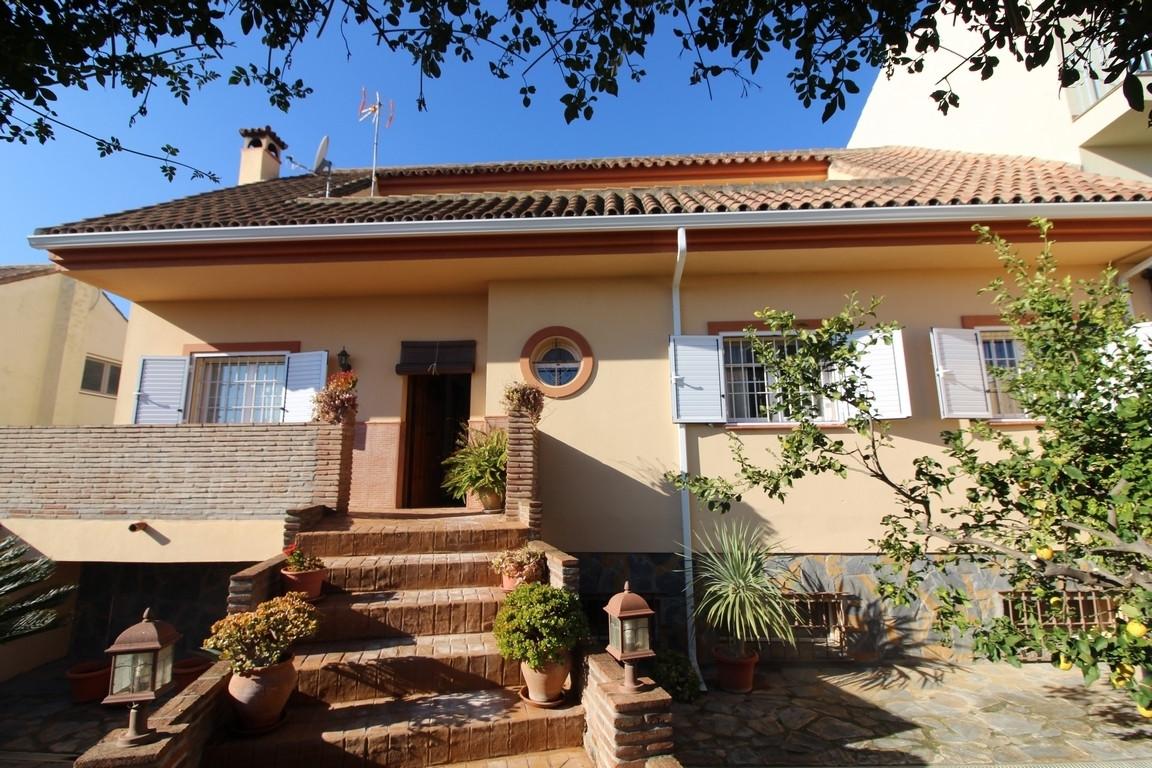 This House is located next to the Club de Golf La Canada, in Pueblo Nuevo de Guadiaro, at one of the,Spain