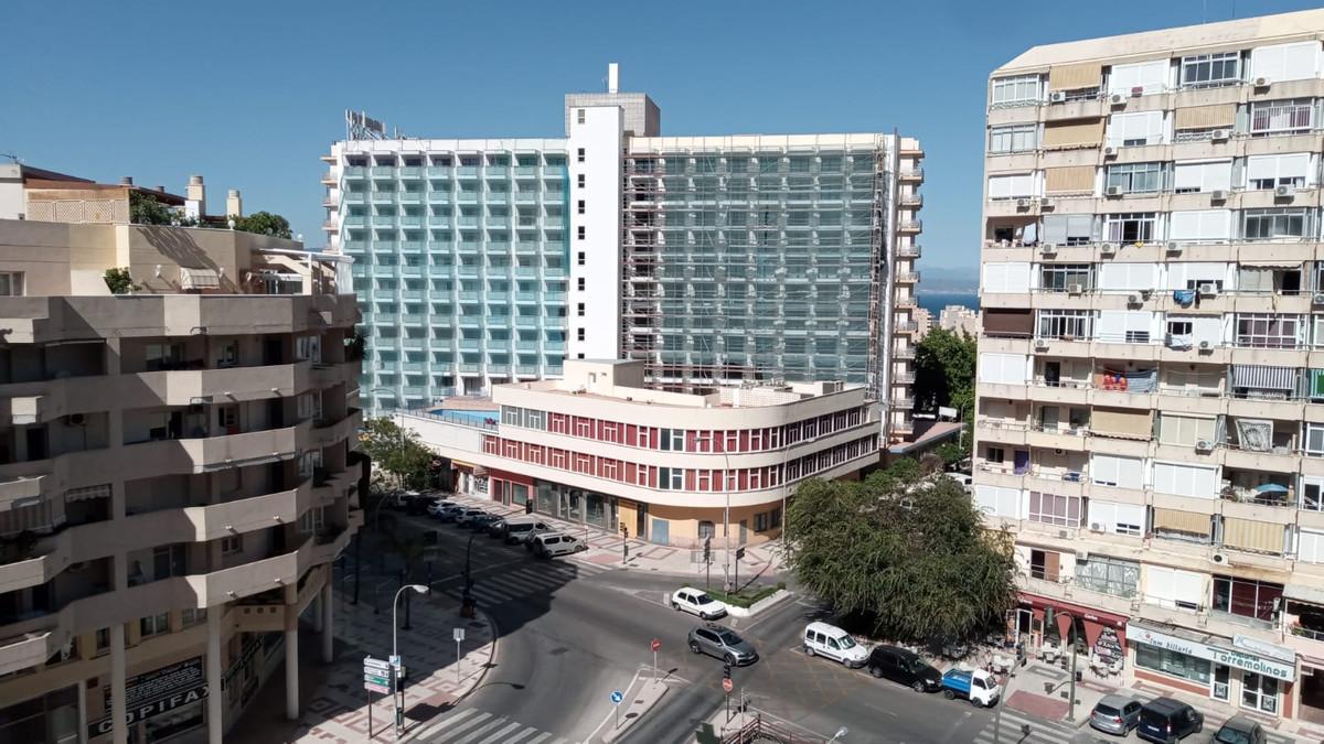 Torremolinos sixth floor studio center very good condition,Spain