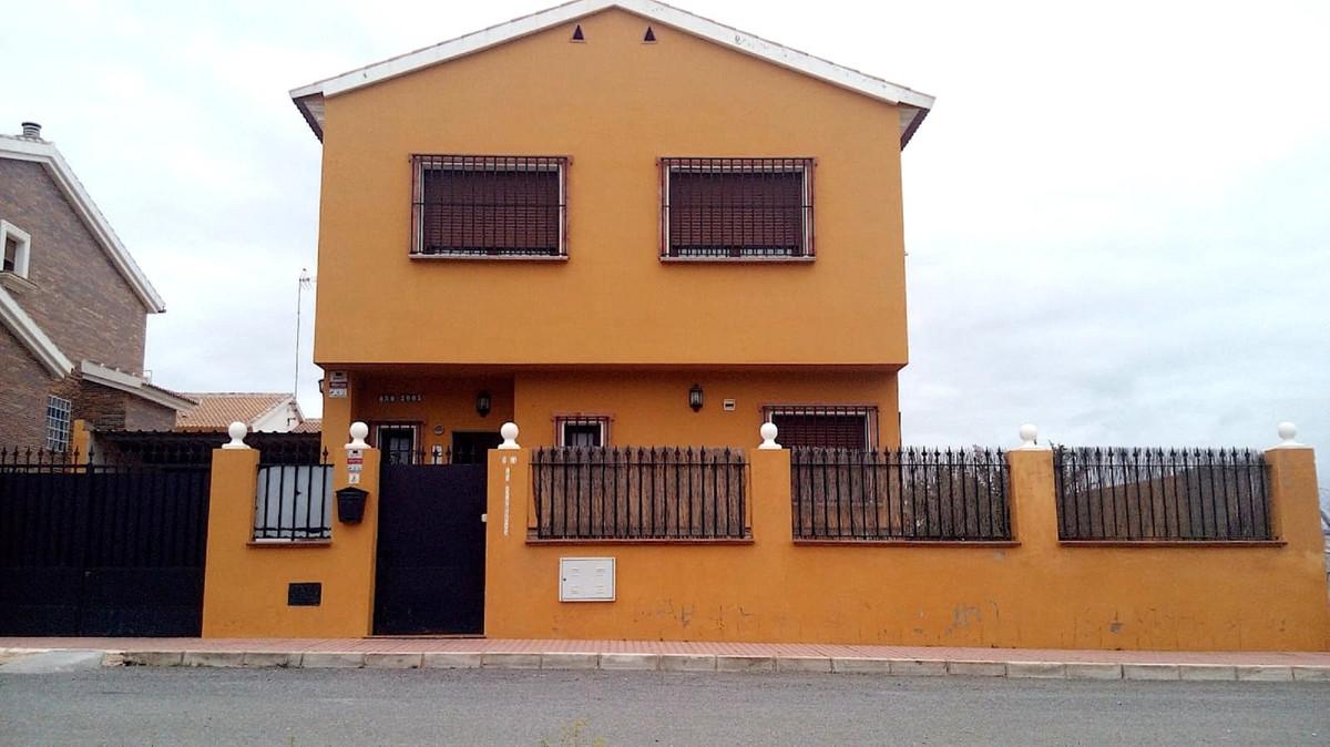 4 dormitorio villa en venta humilladero