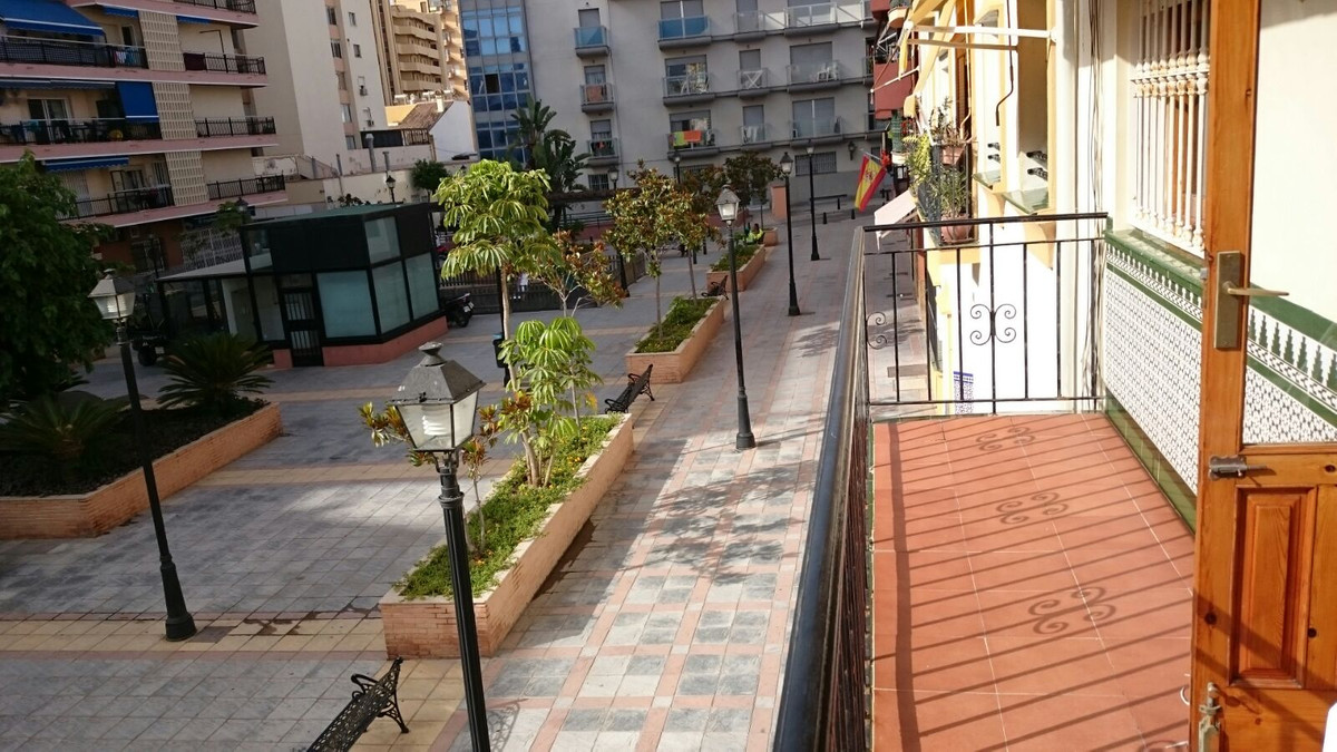This apartment is located in Fuengirola. It consists of two bedrooms and two bathrooms. The bathroom,Spain