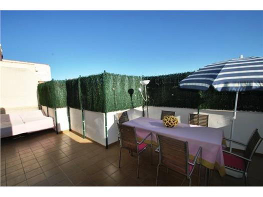 For sale spectacular penthouse, very large, large terrace, south facing, living room with fireplace,,Spain