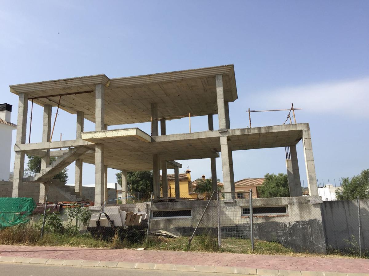 Price: 972€/sqm : 320 sqm on a plot of 480 sqm HOUSE STRUCTURE IN NUEVA SIERREZUELA The sierrezuela.,Spain
