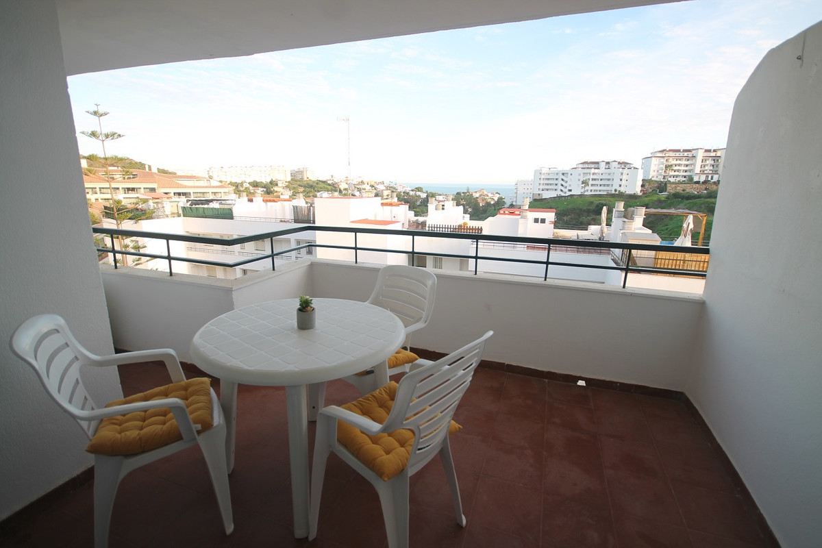 Sea view from the terrace.  Apartment located on the first floor with elevator. Completely renovated,Spain