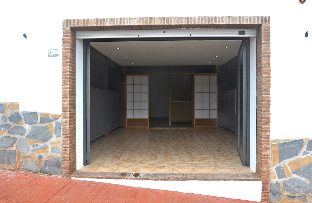 Commercial Commercial Premises in Ojén, Costa del Sol