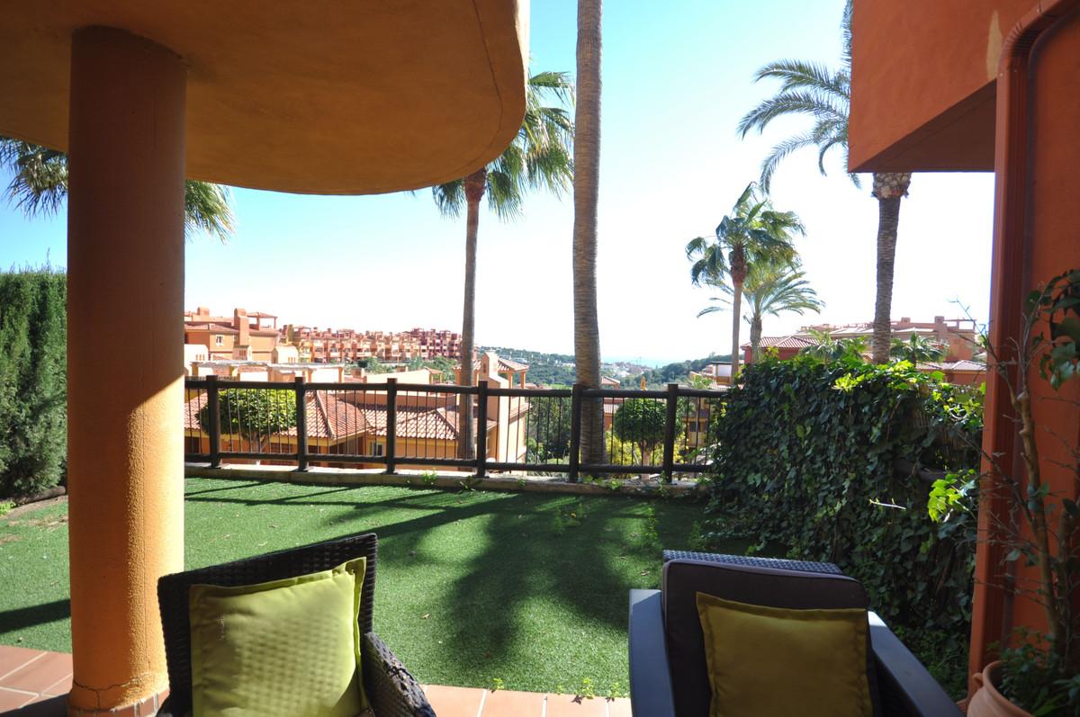2 Bedroom Ground Floor Apartment For Sale Reserva de Marbella